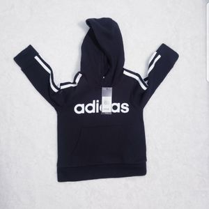 Adidas Hoddie sweater toddler 3t